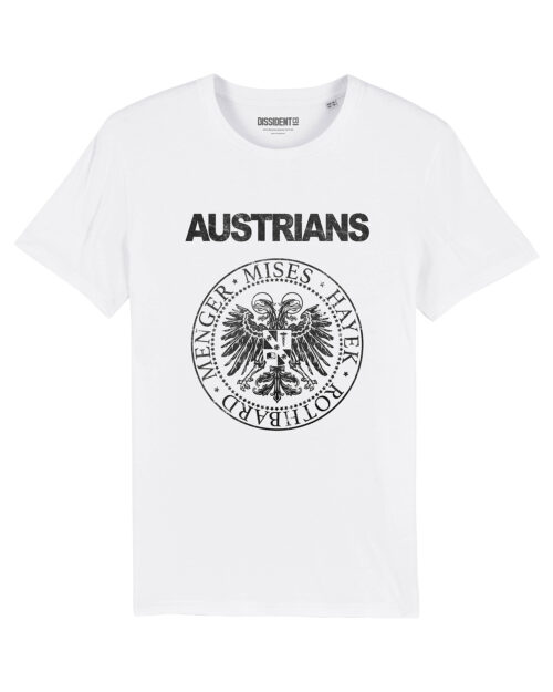 Camiseta Austrian School of Economics Dissident Co