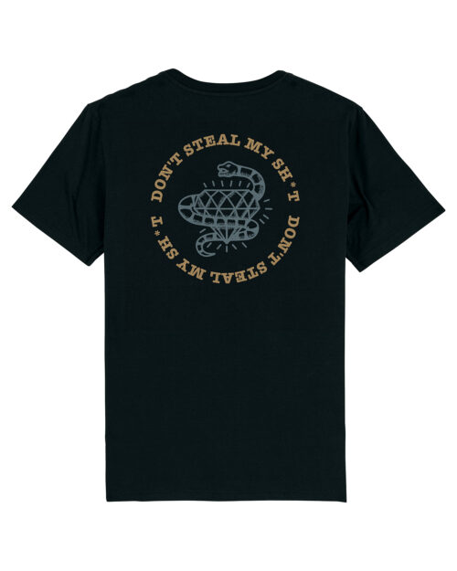 Camiseta Don't Steal My Sh*t Dissidnet Co