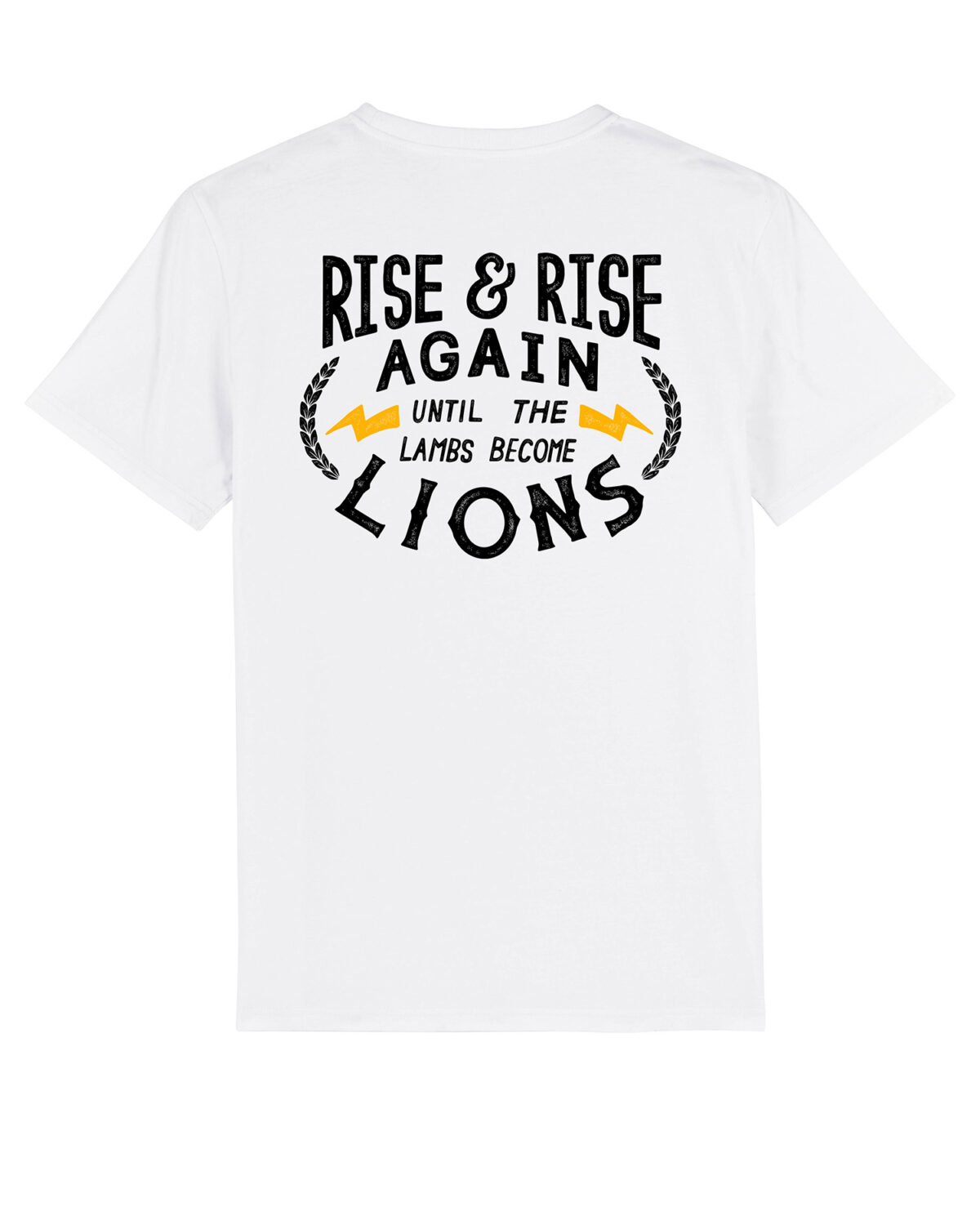 Camiseta Rise & Rise Again Dissident Co